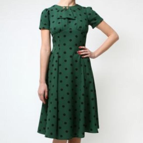 Hell Bunny Madden Vintage Inspired Dress